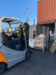 conteneur déménagement DCF Mayotte